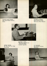 Page 16, 1955 Edition, Quanah High School - Quahi Yearbook (Quanah, TX) online yearbook collection