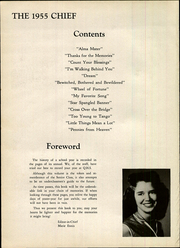 Page 6, 1955 Edition, Quanah High School - Quahi Yearbook (Quanah, TX) online yearbook collection