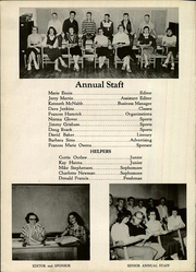 Page 8, 1955 Edition, Quanah High School - Quahi Yearbook (Quanah, TX) online yearbook collection