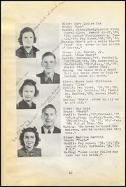 Page 14, 1939 Edition, Ferris High School - Memoir Yearbook (Ferris, TX) online yearbook collection