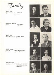 Page 13, 1950 Edition, Ferris High School - Memoir Yearbook (Ferris, TX) online yearbook collection