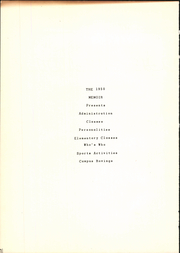 Page 6, 1950 Edition, Ferris High School - Memoir Yearbook (Ferris, TX) online yearbook collection