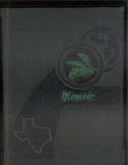 1952 Edition, Ferris High School - Memoir Yearbook (Ferris, TX)