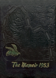 Page 1, 1953 Edition, Ferris High School - Memoir Yearbook (Ferris, TX) online yearbook collection
