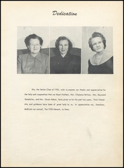 Page 7, 1953 Edition, Ferris High School - Memoir Yearbook (Ferris, TX) online yearbook collection