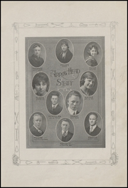 Page 13, 1920 Edition, Comanche High School - Tomahawk Yearbook (Comanche, TX) online yearbook collection