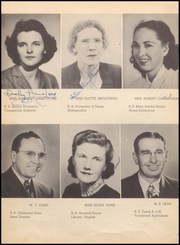 Page 12, 1949 Edition, Comanche High School - Tomahawk Yearbook (Comanche, TX) online yearbook collection