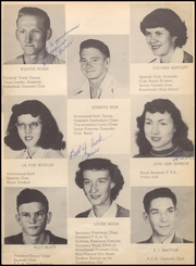 Page 17, 1949 Edition, Comanche High School - Tomahawk Yearbook (Comanche, TX) online yearbook collection