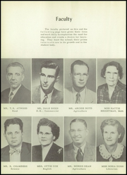 Page 12, 1954 Edition, Comanche High School - Tomahawk Yearbook (Comanche, TX) online yearbook collection