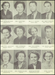 Page 13, 1954 Edition, Comanche High School - Tomahawk Yearbook (Comanche, TX) online yearbook collection