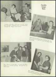 Page 14, 1954 Edition, Comanche High School - Tomahawk Yearbook (Comanche, TX) online yearbook collection