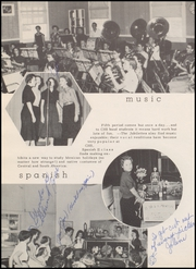 Page 14, 1956 Edition, Comanche High School - Tomahawk Yearbook (Comanche, TX) online yearbook collection