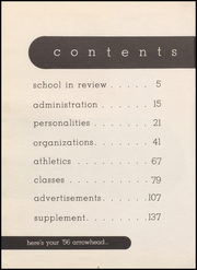 Page 6, 1956 Edition, Comanche High School - Tomahawk Yearbook (Comanche, TX) online yearbook collection