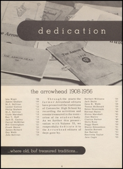 Page 8, 1956 Edition, Comanche High School - Tomahawk Yearbook (Comanche, TX) online yearbook collection