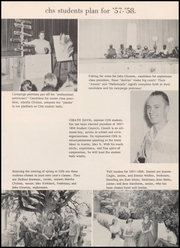 Page 11, 1957 Edition, Comanche High School - Tomahawk Yearbook (Comanche, TX) online yearbook collection