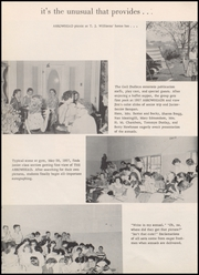 Page 12, 1957 Edition, Comanche High School - Tomahawk Yearbook (Comanche, TX) online yearbook collection