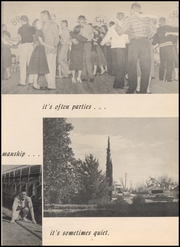 Page 11, 1959 Edition, Comanche High School - Tomahawk Yearbook (Comanche, TX) online yearbook collection