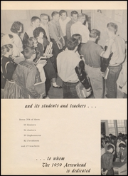 Page 8, 1959 Edition, Comanche High School - Tomahawk Yearbook (Comanche, TX) online yearbook collection
