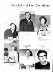 Page 14, 1968 Edition, Comanche High School - Tomahawk Yearbook (Comanche, TX) online yearbook collection