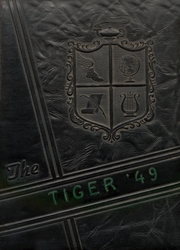 1949 Edition, Smithville High School - Tiger Yearbook (Smithville, TX)