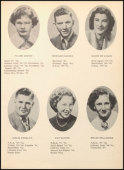 Page 13, 1952 Edition, Smithville High School - Tiger Yearbook (Smithville, TX) online yearbook collection