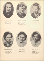 Page 14, 1952 Edition, Smithville High School - Tiger Yearbook (Smithville, TX) online yearbook collection