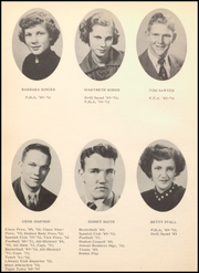 Page 16, 1952 Edition, Smithville High School - Tiger Yearbook (Smithville, TX) online yearbook collection