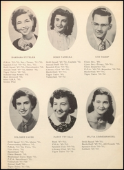 Page 17, 1952 Edition, Smithville High School - Tiger Yearbook (Smithville, TX) online yearbook collection