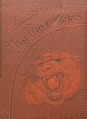 1954 Edition, Smithville High School - Tiger Yearbook (Smithville, TX)