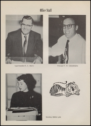 Page 10, 1955 Edition, Smithville High School - Tiger Yearbook (Smithville, TX) online yearbook collection