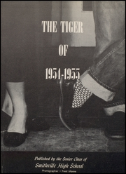 Page 5, 1955 Edition, Smithville High School - Tiger Yearbook (Smithville, TX) online yearbook collection