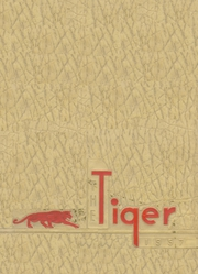 1957 Edition, Smithville High School - Tiger Yearbook (Smithville, TX)