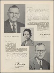 Page 11, 1957 Edition, Smithville High School - Tiger Yearbook (Smithville, TX) online yearbook collection