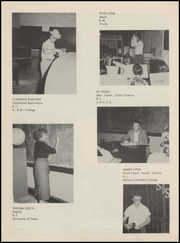 Page 14, 1957 Edition, Smithville High School - Tiger Yearbook (Smithville, TX) online yearbook collection