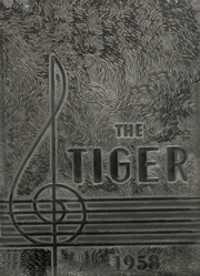 1958 Edition, Smithville High School - Tiger Yearbook (Smithville, TX)