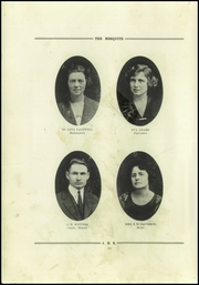 Page 12, 1922 Edition, Jacksboro High School - Fang Yearbook (Jacksboro, TX) online yearbook collection