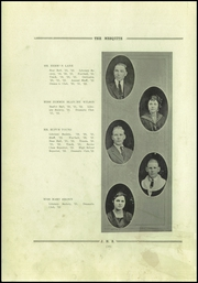 Page 14, 1922 Edition, Jacksboro High School - Fang Yearbook (Jacksboro, TX) online yearbook collection