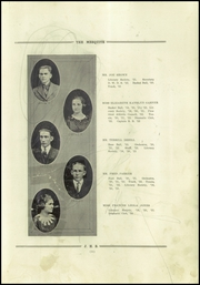 Page 15, 1922 Edition, Jacksboro High School - Fang Yearbook (Jacksboro, TX) online yearbook collection