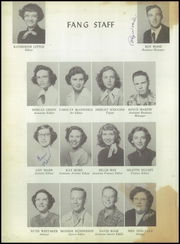 Page 10, 1951 Edition, Jacksboro High School - Fang Yearbook (Jacksboro, TX) online yearbook collection