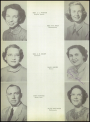 Page 16, 1951 Edition, Jacksboro High School - Fang Yearbook (Jacksboro, TX) online yearbook collection