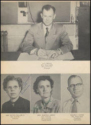 Page 10, 1953 Edition, Jacksboro High School - Fang Yearbook (Jacksboro, TX) online yearbook collection
