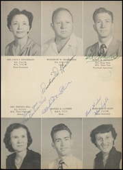Page 11, 1953 Edition, Jacksboro High School - Fang Yearbook (Jacksboro, TX) online yearbook collection