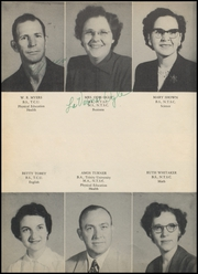 Page 12, 1953 Edition, Jacksboro High School - Fang Yearbook (Jacksboro, TX) online yearbook collection