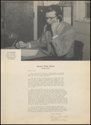 Page 9, 1953 Edition, Jacksboro High School - Fang Yearbook (Jacksboro, TX) online yearbook collection