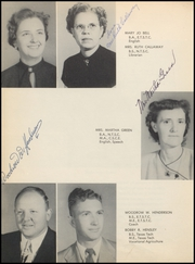 Page 16, 1954 Edition, Jacksboro High School - Fang Yearbook (Jacksboro, TX) online yearbook collection