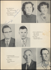 Page 17, 1954 Edition, Jacksboro High School - Fang Yearbook (Jacksboro, TX) online yearbook collection