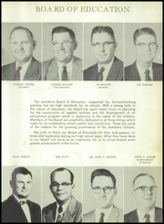 Page 11, 1957 Edition, Jacksboro High School - Fang Yearbook (Jacksboro, TX) online yearbook collection