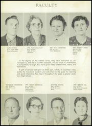 Page 14, 1957 Edition, Jacksboro High School - Fang Yearbook (Jacksboro, TX) online yearbook collection