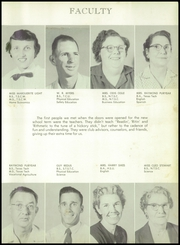 Page 15, 1957 Edition, Jacksboro High School - Fang Yearbook (Jacksboro, TX) online yearbook collection