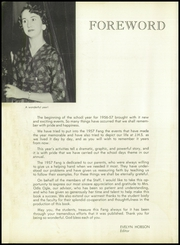 Page 6, 1957 Edition, Jacksboro High School - Fang Yearbook (Jacksboro, TX) online yearbook collection